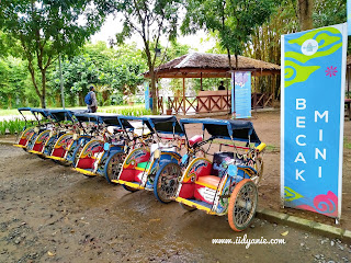 becak mini budayaland