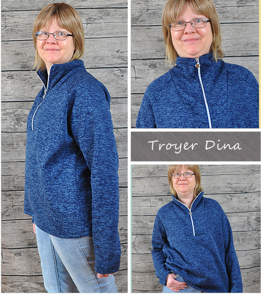 Troyer Dina by Kibadoo