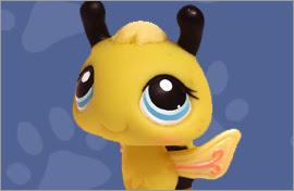 LPS Bee Figures