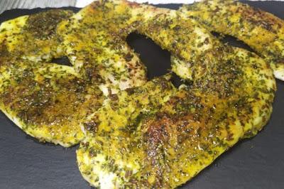 Recopilatorio Reto Alfabeto Salado, recetas con pavo