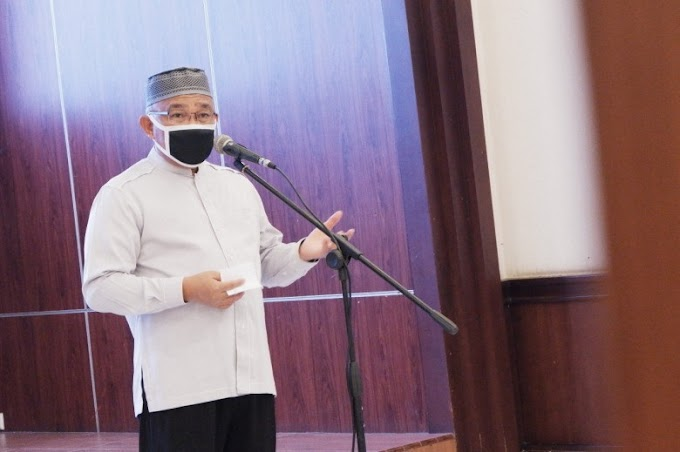 Pemkot Sudah Salurkan Bansos Untuk 30 Ribu KK