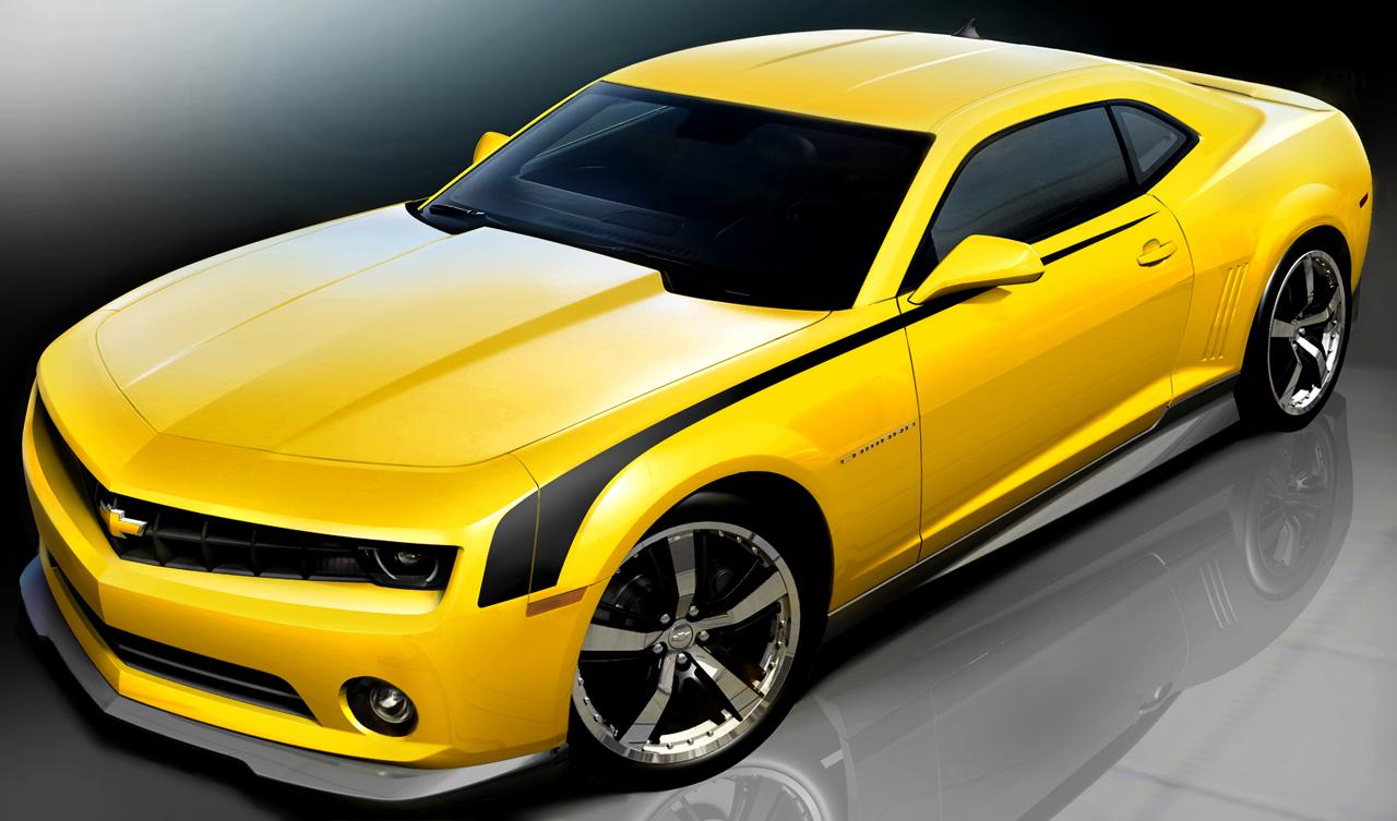 yellow camaro wallpaper - photo #5