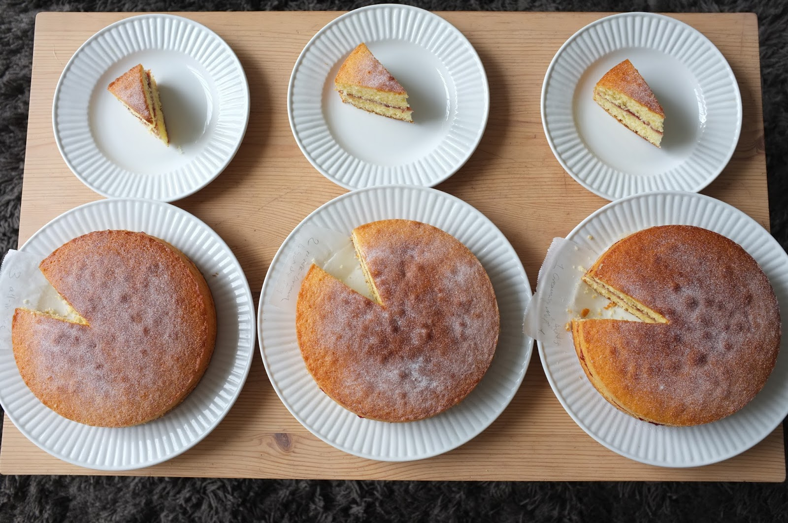 A Little Shop In Tokyo Classic Victoria Sponge Cake Recipe And Comparison Of 3 Mixing Methods