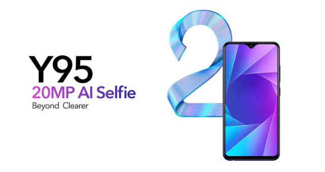 Vivo Launches the Y95 with 20MP AI Selfie Camera in Pakistan