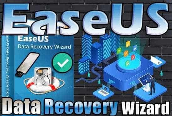 تحميل برنامج EaseUS Data Recovery Wizard Portable نسخة محمولة مفعلة اخر اصدار