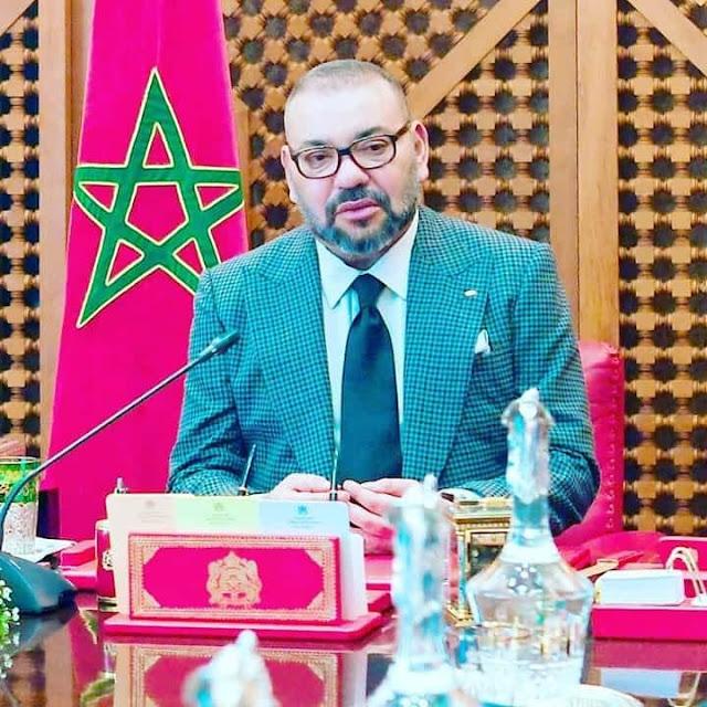 صاحب الجلالة الملك محمد السادس يبعث برقية تهنئة إلى رئيس جمهورية البيرو بمناسبة عيدها الوطني