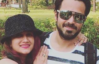 Smilie Suri with Emraan Hashmi