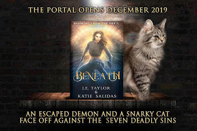Beneath Demon Hunter Trilogy Book 1