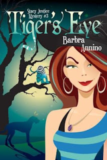 Interview with Barbra Annino, author of the Stacy Justice Mysteries, and Giveaway - December 21, 2012