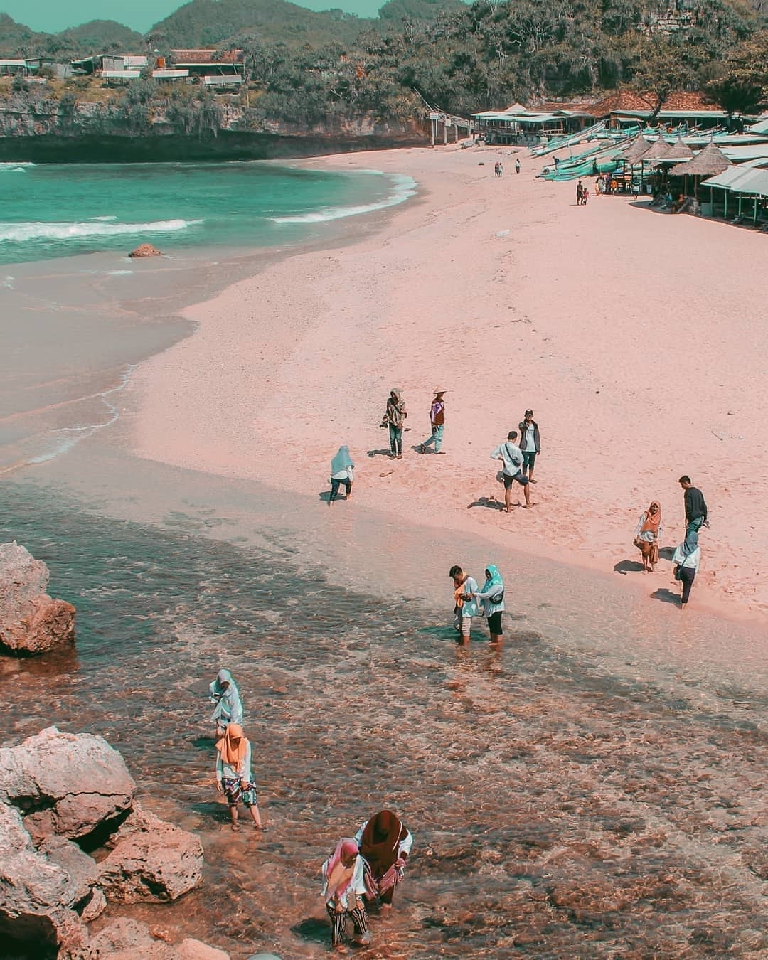 Pantai Drini Gunung Kidul