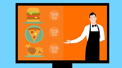 Produk Jualan Makanan Ringan Online