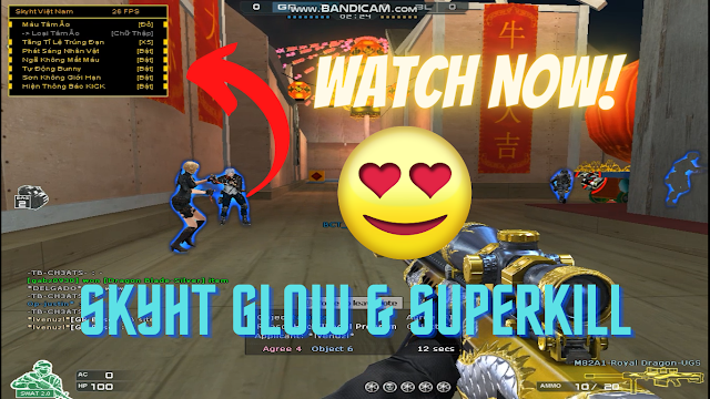 NEW! CROSSFIRE PH CHEAT SKYHT FREE MAY 28, 2021 | SAFE FOR HIGH RANKS ( GLOW & SUPERKILL )