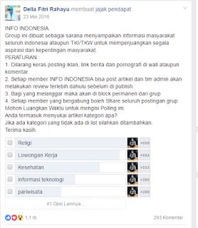 group facebook tki terbesar di indonesia