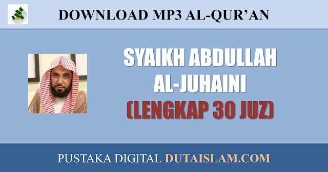 download murattal mp3 alquran gratis al juhaini 114 surat