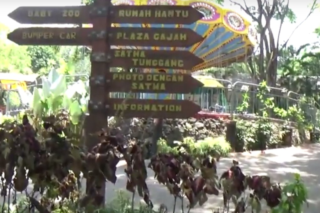 Tiket Masuk Taman Safari Prigen Pasuruan Beserta Wahana Dan Atraksi