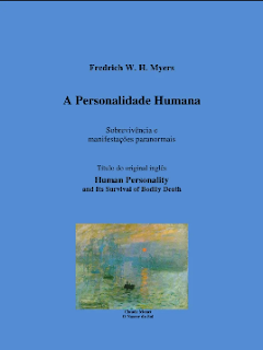A Personalidade Humana (Fredrich W. H. Myers) pdf