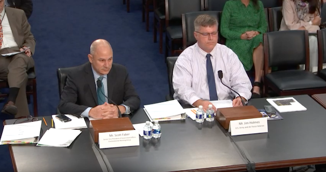 U.S. Army and Air Force Veteran Testifies on Impact of PFAS at Patrick Air Force Base