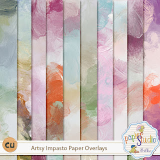 New Impasto Artist PS Action and a Freebie