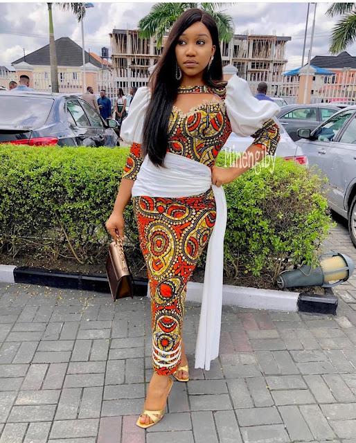 Elegant and Cute Asoebi Styles 2019