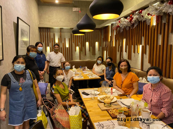 Delicioso Wine Food Coffee, coffee, dining, Bacolod eats, Bacolod restaurant, Bacolod food, Bacolod cafe, new menu, roasted bone marrow, all-time favorites, chicken souvlaki, Pacific Home Depot, new location, Covid-19, food delivery, take out, Bacolod deli, deli products, wines, imported cold cuts, Bacolod City, Negros Occidental, Smoked Wagyu Brisket, Angus beef burger, burger dog, truffle pasta, Delicioso function rooms, Delicioso telephone numbers, new location of Delicioso, Chef Pancho Bringas, main dining hall, industrial design, Smoked Club Sandwich, frozen products, Bacolod desserts, sweets, brewed coffee, Burnt Basque Cheesecake