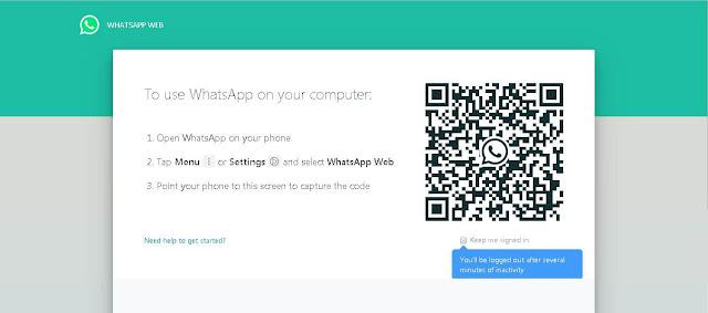 Use Whatsapp Web  - WhatsApp tricks
