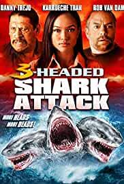 3 Headed Shark Attack 2015 Hindi Dubbed 480p
