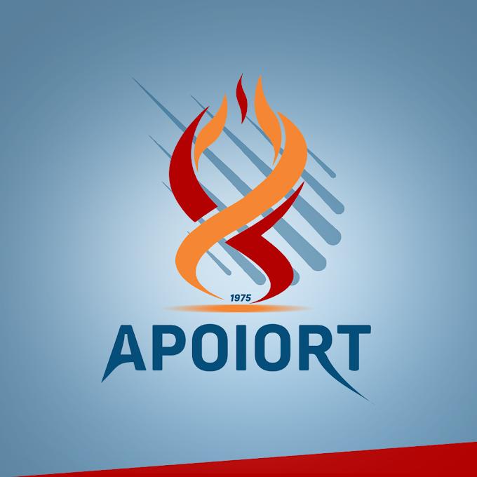 Confira os detalhes e significado do novo logotipo da APOIORT