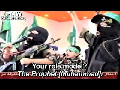 Muslim kids nourished on poison