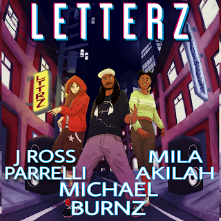 Letterz Michael Burnz