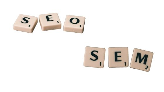 Difference between seo and sem