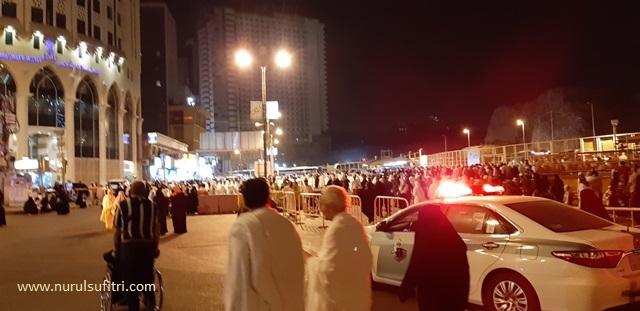 pengalaman menginap di hotel al olayan al khalil makkah ketika umroh