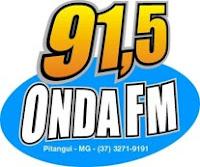 Rádio Onda FM 91,5 de Pitangui MG