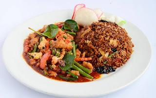 Resep Nasi Goreng Paprik