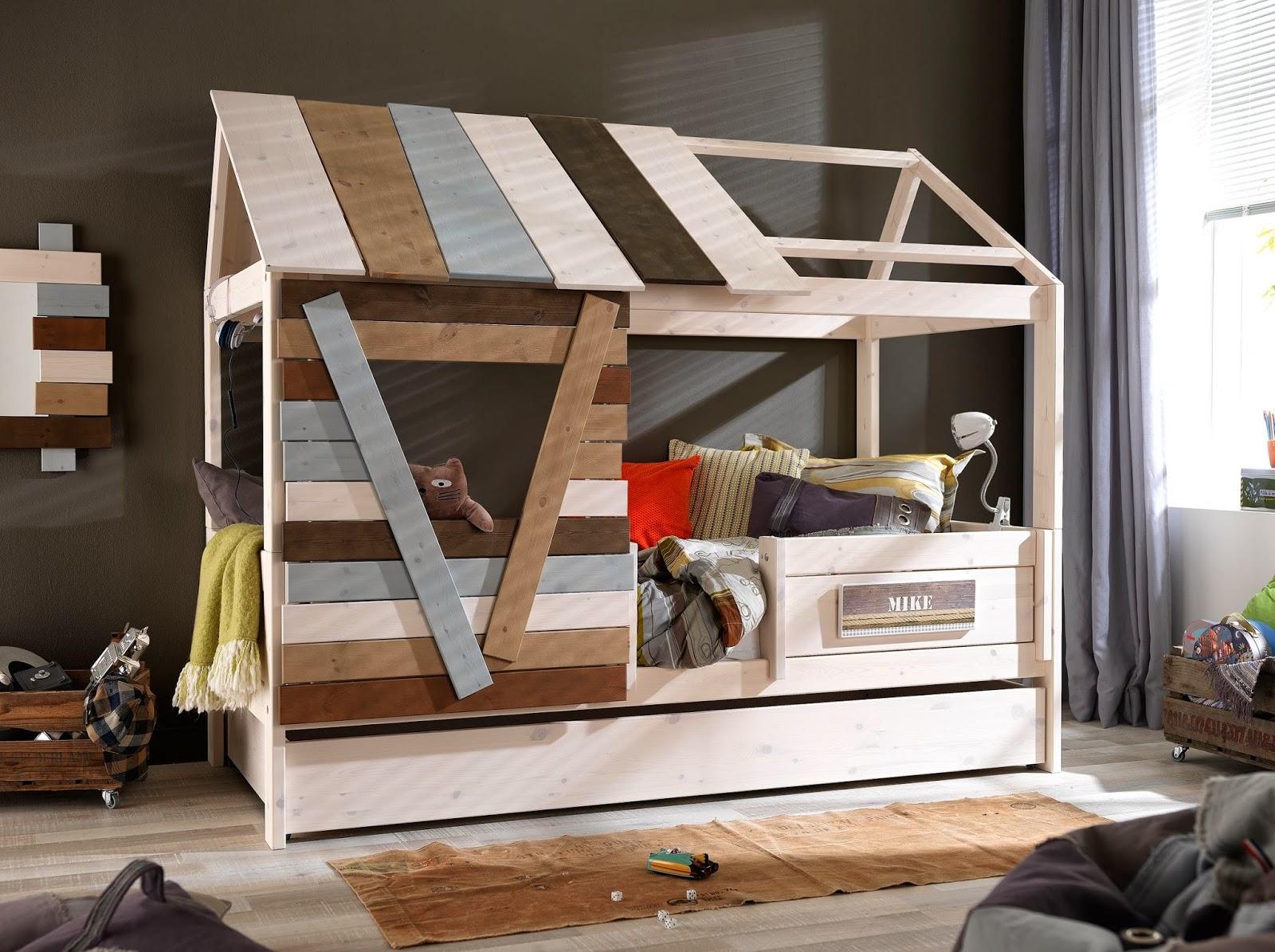Le block house case realizzate con tronchi di legno pagina di