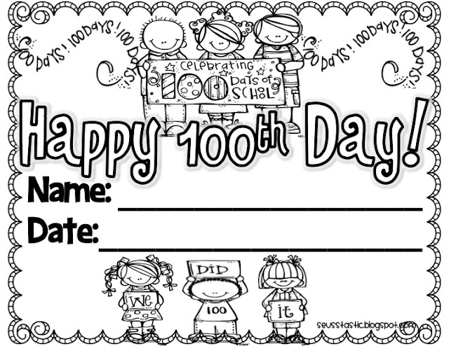 Seusstastic Classroom Inspirations: 100th Day, Penguin