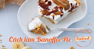 Cách làm Banoffee Pie tráng miệng kiểu quý tộc Anh 1