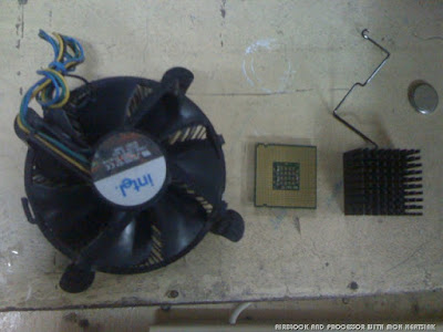 Intel Processor And Cooling System