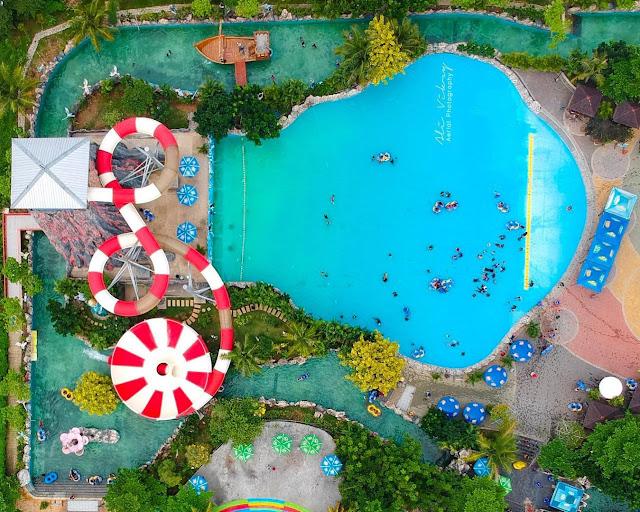 Wonderland Adventure Waterpark Karawang Jawa Barat