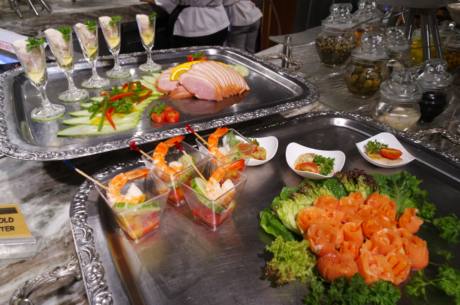 their speciality is the cylinder bbq station which are served by the chef at the outdoor so you can eat comfortably inside the restaurant