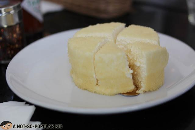 Hokkaido Cheesecake of Dean & DeLuca