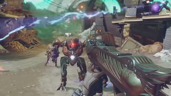 Fighting Lion Destiny 2 Exotic Weapon