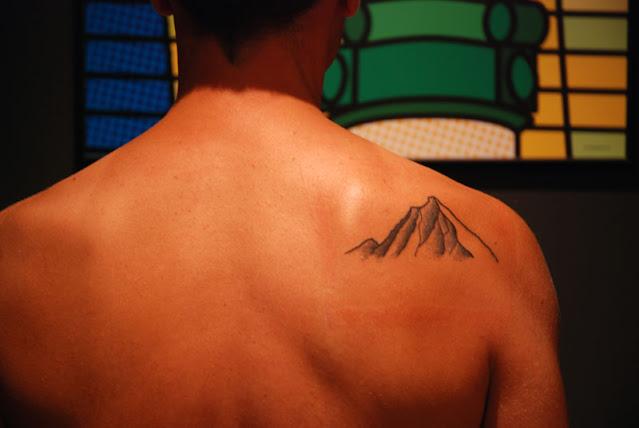 Tatuaje del Cervino