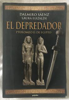 Portada del libro El depredador, de Dalmiro Sáenz y Laura Elizalde