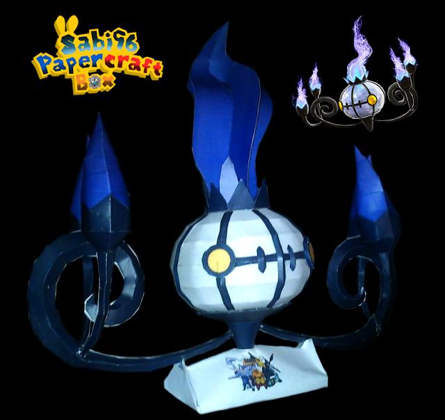 Halloween Special - Chandelure (Pokemon)