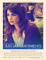 Poster de Como Nuestros Padres
