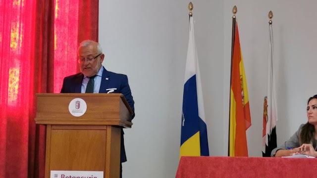 Fuerteventura.- Marcelino Cerdeña renueva como alcalde del Municipio de Betancuria