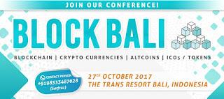 event konferensi bitcoin