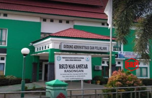 Kasus Korupsi RSUD Mas Amsyar Kasongan Ditangani Polres Katingan