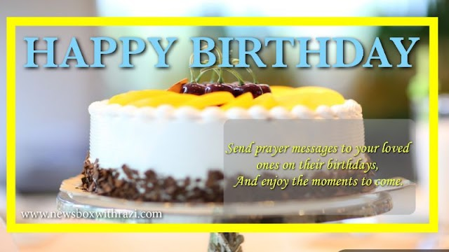 Best Happy Birthday Wishes & Quotes from 2021 || newsboxwithrazi