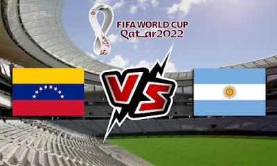 فنزويلا و الأرجنتين بث مباشر